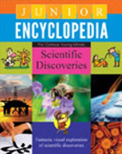 9788120768475: Junior Encyclopedia Scientific Discoveries
