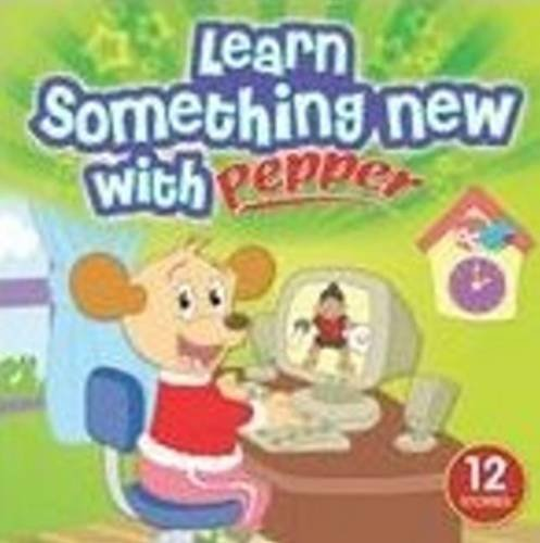 9788120768970: Learn Something New with Pepper