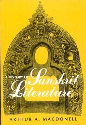 9788120800359: A History of Sanskrit Literature