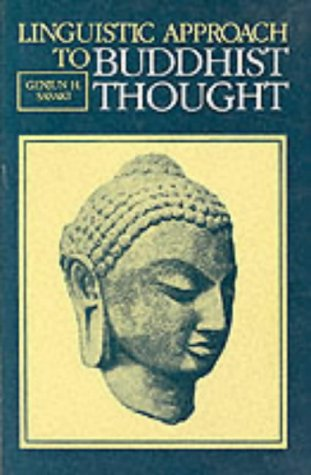 9788120800380: Linguistic Approach to Buddhist Thought