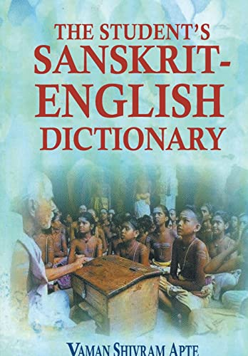 The Student's Sanskrit-English Dictionary (8120800451) by Vaman Shivram Apte