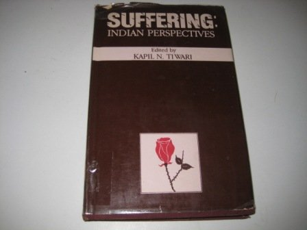 9788120800922: Suffering: Indian Perspectives