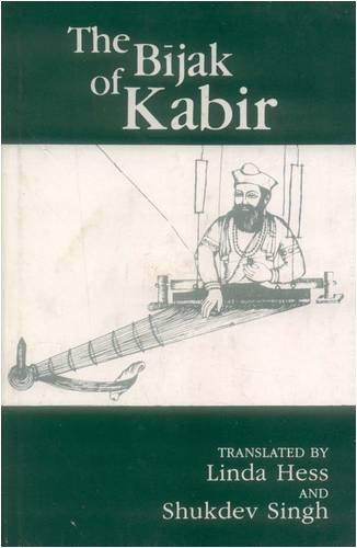 9788120801868: Bijak of Kabir