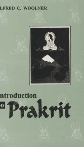 9788120801899: Introduction to Prakrit