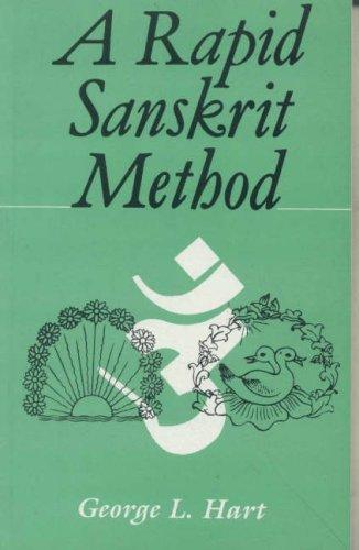 A Rapid Sanskrit Method: George L. Hart