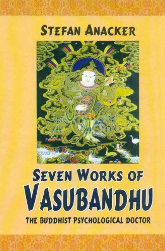 9788120802032: Seven Works Of Vasubandhu: The Buddhist Psychological Doctor