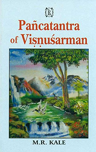 Pancatantra of Visnusarman: M.R. Kale