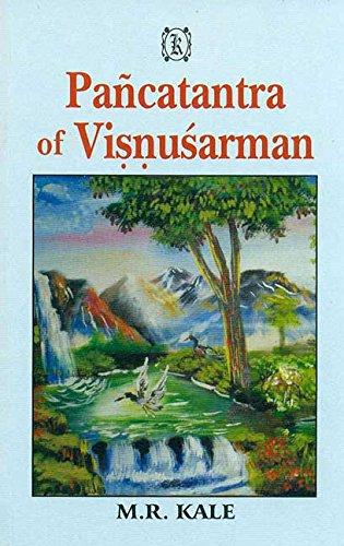Pancatantra of Visnusarman: M. R. Kale