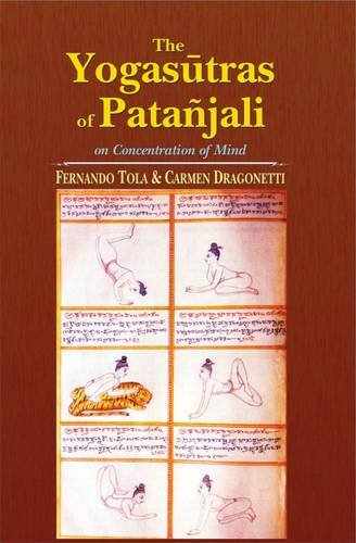 9788120802599: The Yogasutras of Patanjali on Concentration of Mind
