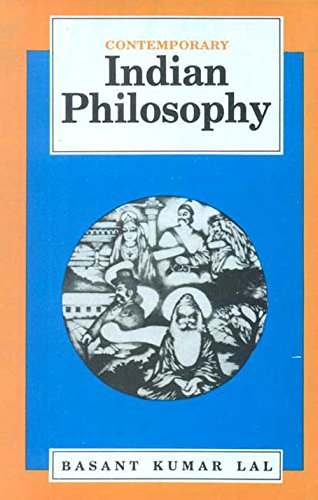 9788120802605: Contemporary Indian Philosophy