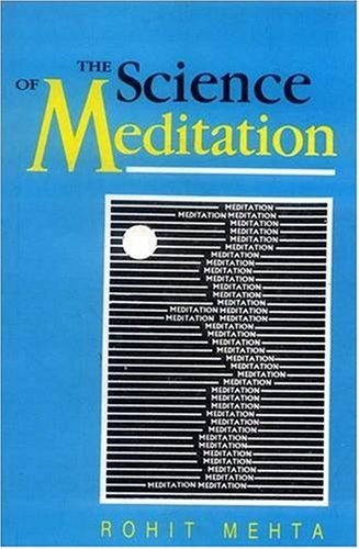 9788120802988: The Science of Meditation