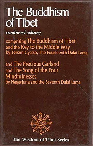 9788120803756: The Buddhism of Tibet