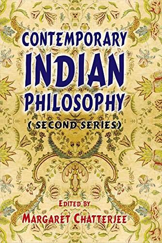 9788120803855: Contemporary Indian Philosophy