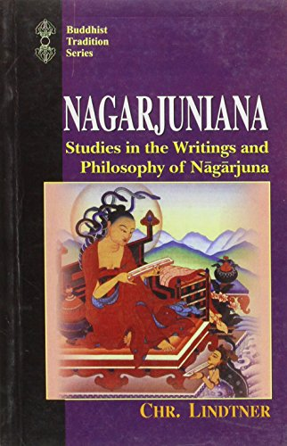 9788120803954: Nagarjuniana: Studies in the Writings and Philosophy of Nagarjuna