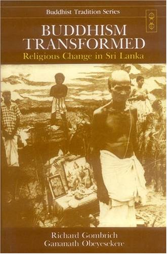 9788120807020: Buddhism Transformed: Religious Change in Sri Lanka