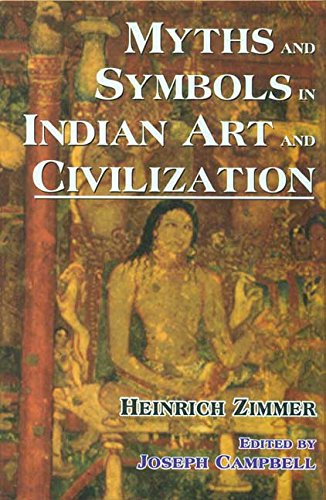 9788120807518: Myths and Symbols in Indian Art and Civilisation