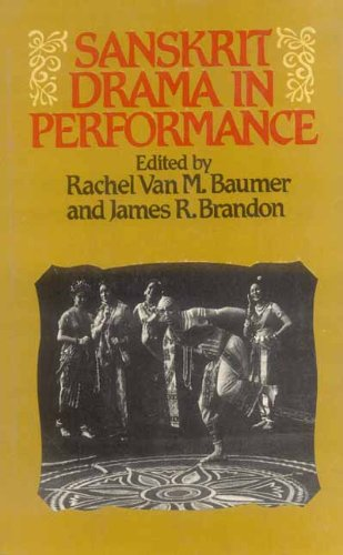 Sanskrit Drama in Performance (8120807723) by Baumer, Rachel Van; Brandon, James R.