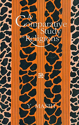 9788120808157: Comparative Study of Religions