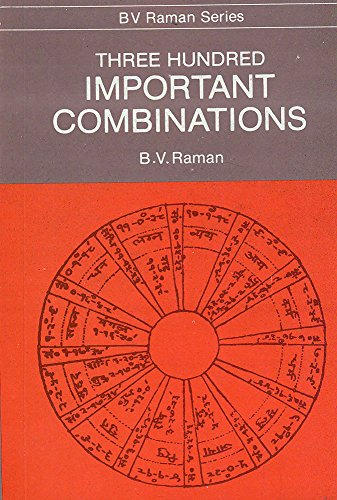Three Hundred Important Combinations: B.V. Raman