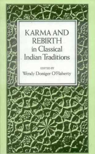 9788120808843: Karma and Rebirth in the Classical Indian Tradition