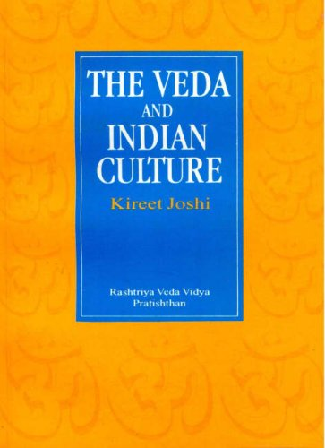 9788120808898: The Veda and Indian Culture: An Introductory Essay