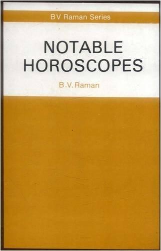 9788120809000: Notable Horoscopes