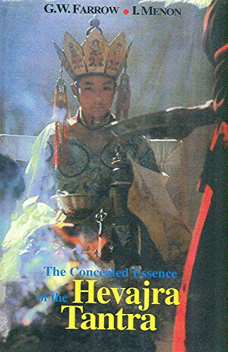 9788120809116: The Concealed Essence of the Hevajra Tantra: With the Commentary Yogaratnamala