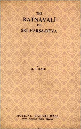 9788120810426: The Ratnavali of Sri harsa-Deva