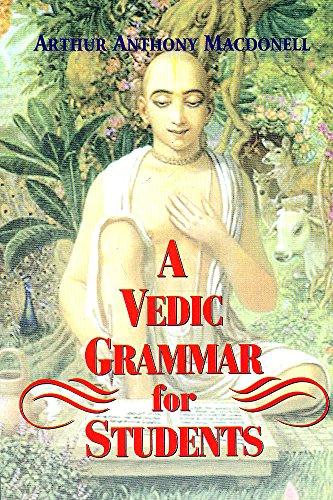 9788120810525: Vedic Grammar for Students