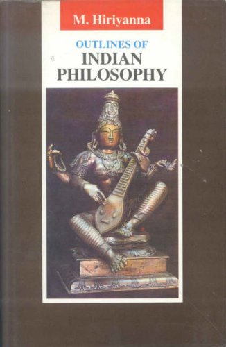 9788120810860: Outlines of Indian Philosophy
