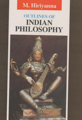 9788120810990: Outlines of Indian Philosophy
