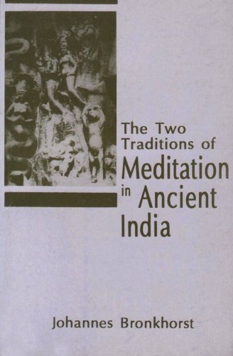 9788120811140: Two Traditions of Meditation in Ancient India