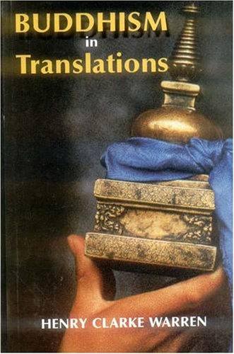 9788120811171: Buddhism in Translations