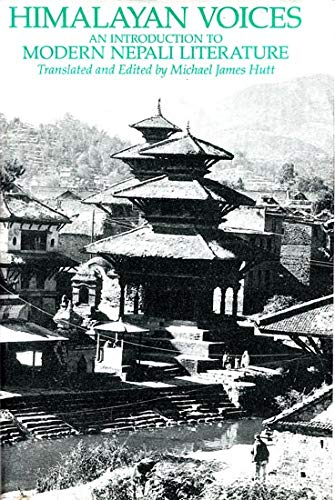 9788120811560: Himalayan Voices: An Introduction to Modern Nepali Literature