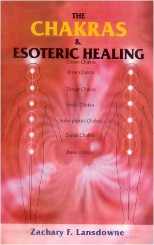 9788120811577: The Chakras and Esoteric Healing
