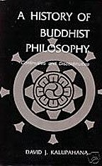9788120811911: A History of Buddhist Philosophy: Continuity and Discontinuity