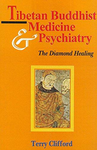 9788120812055: Tibetan Buddhist Medicine and Psychiatry: The Diamond Healing