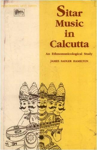 9788120812109: Sitar Music in Calcutta