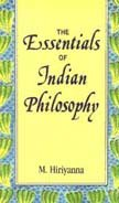 9788120813045: Essentials of Indian Philosophy