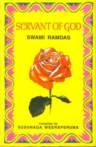 9788120813281: Servant of God: Sayings of a Self-realised Sage Swami Ramdas