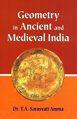 9788120813441: Geometry in Ancient and Medieval India