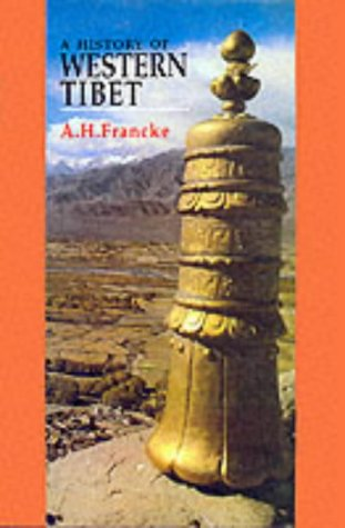 9788120813946: History of Western Tibet