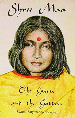 9788120813984: Shree Maa- The Guru and the Goddess