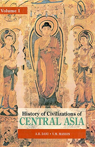 9788120814097: History of Civilisations of Central Asia (History of civilisations of Central Asia (A 7-volume series))