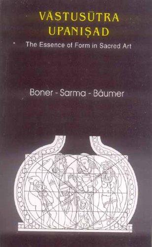 9788120814554: Vastusutra Upanisad: The Essence of Form in Sacred Art