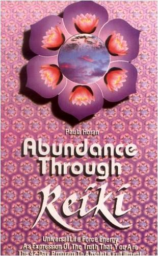 9788120814776: Abundance Through Reiki