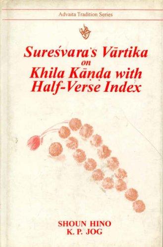 Suresvara's Vartika on Khila Kanda with Half: Shoun Hino and