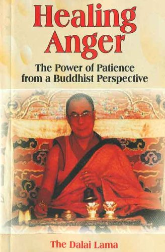 9788120815155: Healing Anger: The Power of Patience from a Buddhist Perspective