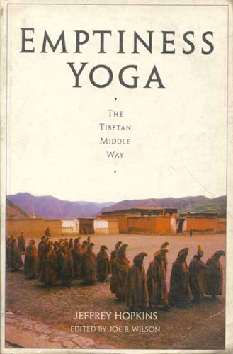 9788120815162: Emptiness Yoga : The Tibetan Middle Way