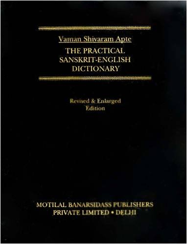 Practical Sanskrit-English Dictionary